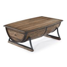 View Product - Storage Cocktail Table