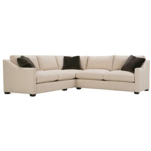 Premium Collection - Bradford Sectional Sofa