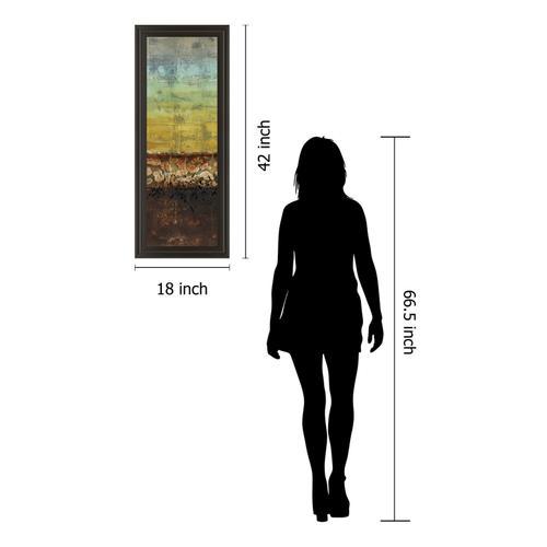 """Subterranean I"" By Lanie Loreth Framed Print Wall Art"