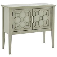 Preston Console/Cabinet in Grey
