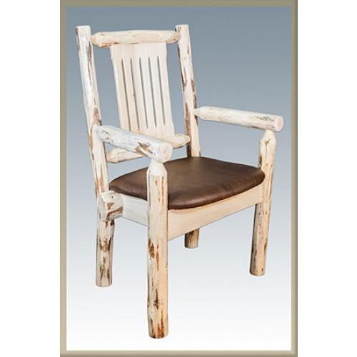 Montana Log Captains Chair