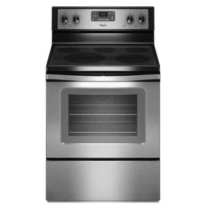 5.3 cu. ft. Electric Range with Fan Convection Cooking. Product Image