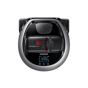 POWERbot™ Smart Robot Vacuum with Visionary Mapping™ in Satin Titanium Product Image