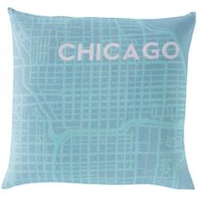 """View Product - City Maps SY-015 18""""H x 18""""W"""