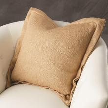 Olmo Pillow-Gold Print