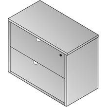 See Details - Kenwood 2-drawer Lateral File, 37x20