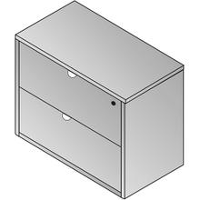 Kenwood 2-drawer Lateral File, 37x20