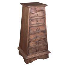 See Details - Pyramid Chest