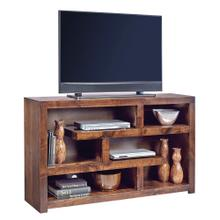"60"" Open Console -Fruitwood"