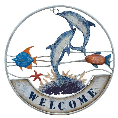 Crestview Collections - Sea Welcome