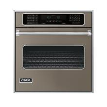"""Stone Gray 27"""" Single Electric Touch Control Premiere Oven - VESO (27"""" Wide Single Electric Touch Control Premiere Oven)"""