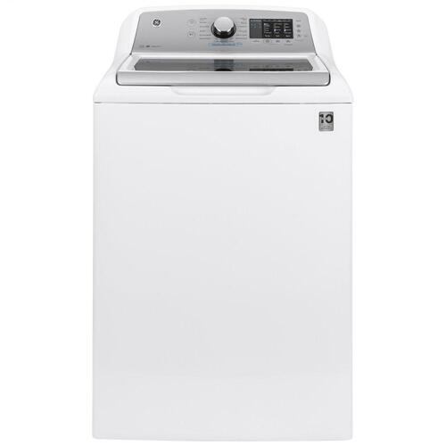 GE® 4.6 cu. ft. Capacity Washer with FlexDispense