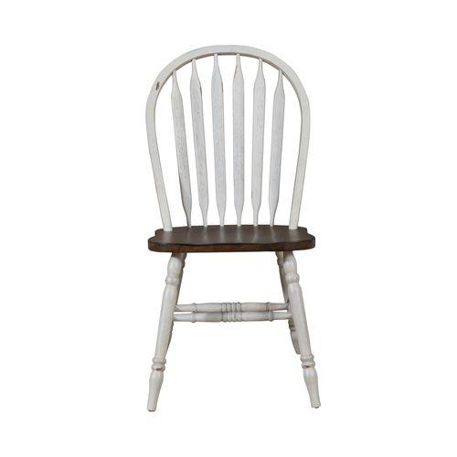 Windsor Side Chair- White