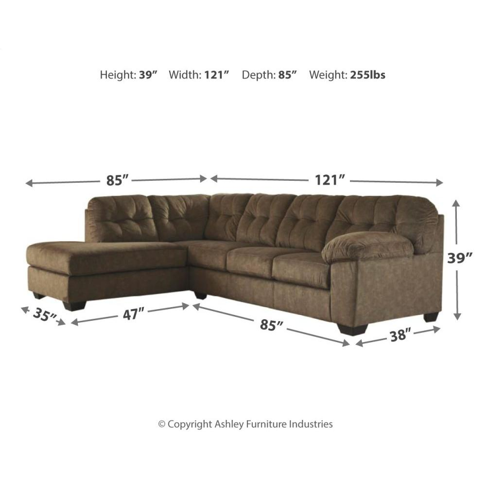 Product Image - Accrington 2-piece Sectional With Chaise