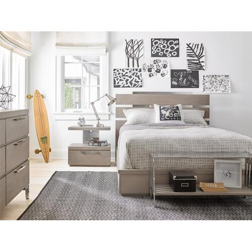 Smartstuff - Full Panel Bed