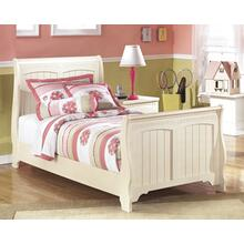 See Details - Vintage Casual Twin Sleigh Bed