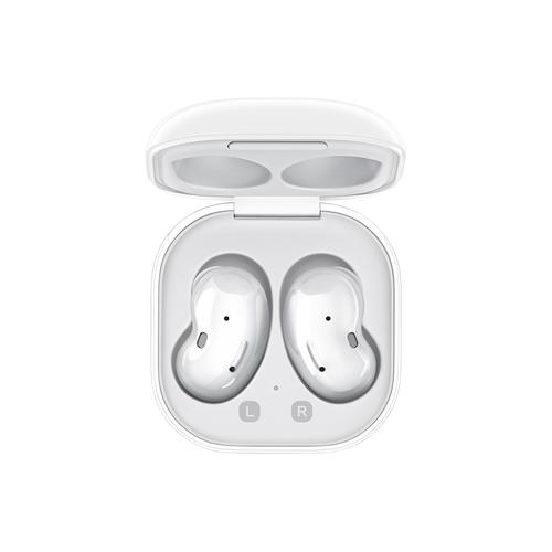 Gallery - Galaxy Buds Live, Mystic White