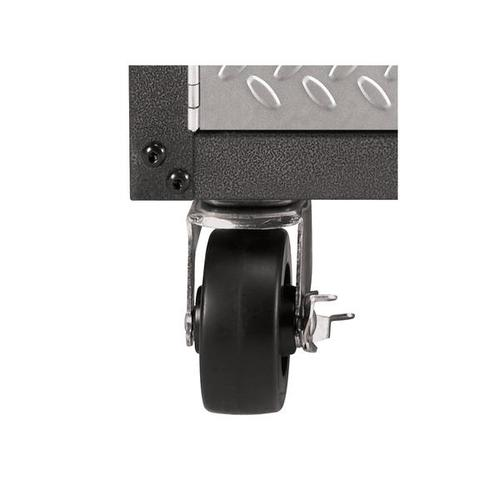 Ready-to-Assemble Modular GearBox Caster Kit