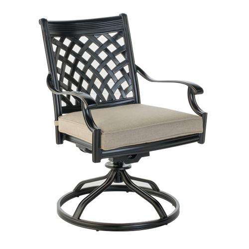 Armonk Dining Swivel Rocker