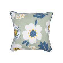 18x18 Hand Woven Ruth Pillow