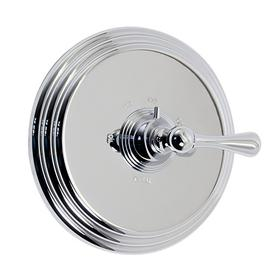 Asbury - Thermostatic Mixing Valve Trim - Polished Nickel