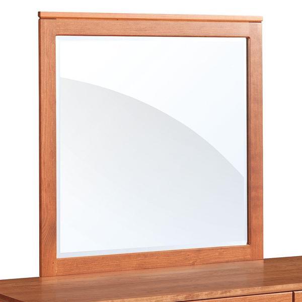 See Details - Justine Dresser Mirror, 48'w x 38'h