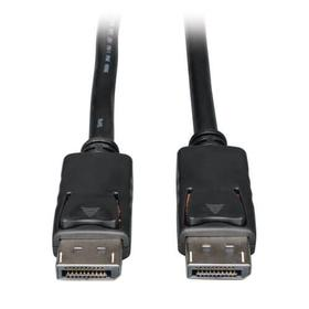 DisplayPort Cable with Latches (M/M) 30 ft.