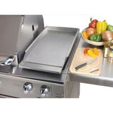 See Details - GRIDDLE FOR GRILL MOUNTING