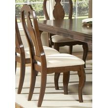 View Product - Slat Back Side Chair