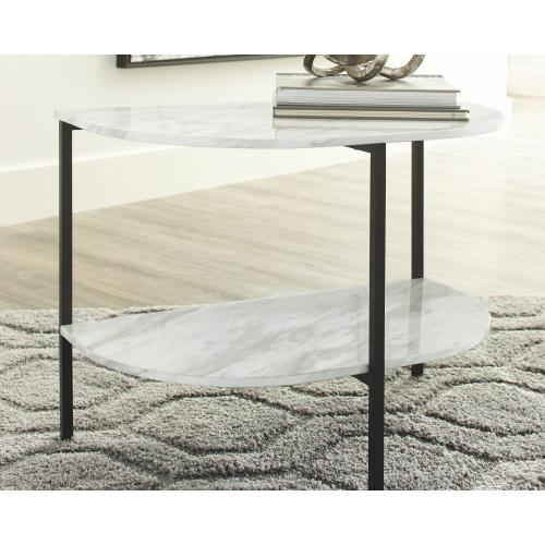 Donnesta Chairside End Table