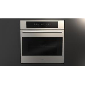 """Fulgor Milano24"""" Multifunction Self-cleaning Oven - Stainless Steel"""