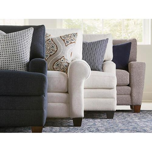 CU.2 Sofa, Arm Style Canted