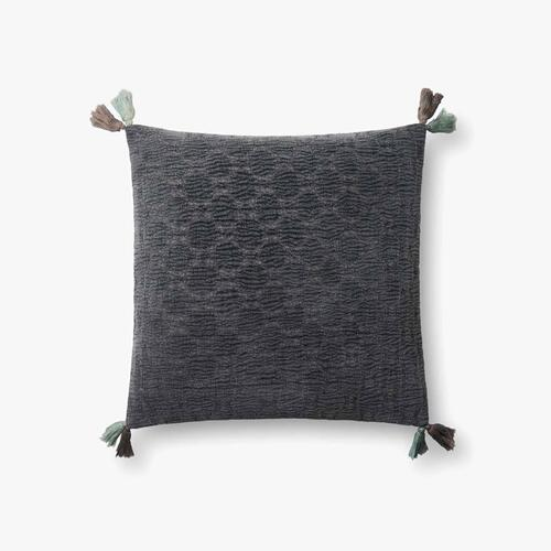 P0568 Charcoal Pillow