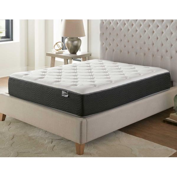 See Details - Silver Sleep Bamboo Plush 11.5-inch Mattress, Full