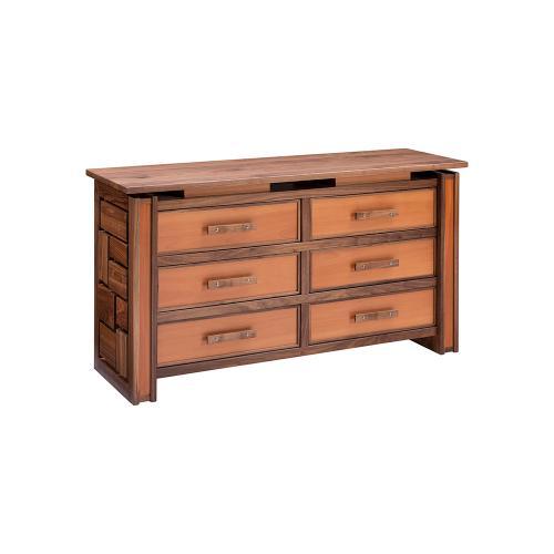 Soho 6 Drawer Dresser