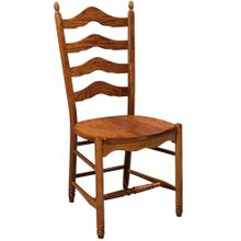 Deluxe Ladderback Side Chair