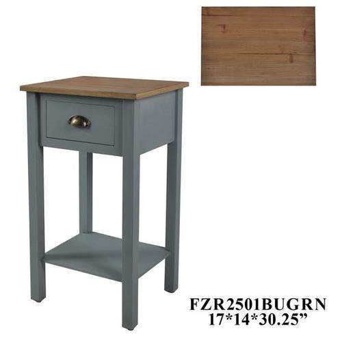 "Product Image - 17X14X30"" SIDE TABLE, 2 PCS PK, 2.91'"