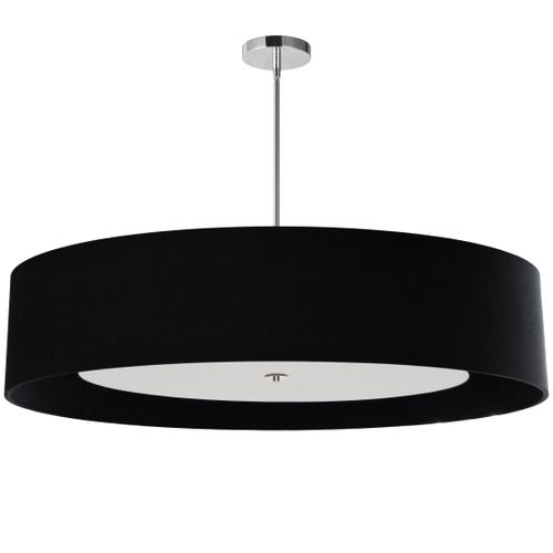 Product Image - 6lt Helena Pendant Pc, Bk W/wh Diffuser