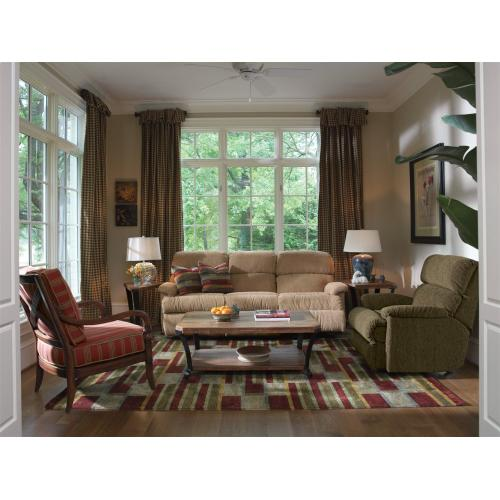 Product Image - Chicago Fabric Rocking Recliner