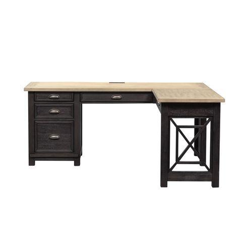Liberty Furniture Industries - L Writing Desk Top