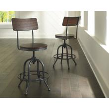 Swivel Counter Stools Set of 2