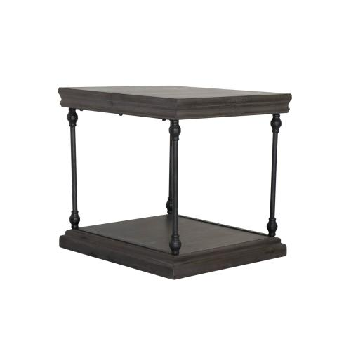 Covington Rectangle End Table