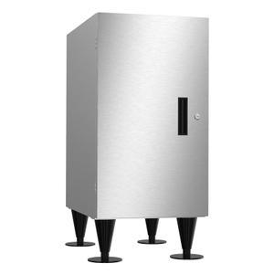 HoshizakiSD-271, Icemaker/Dispenser Stand with Lockable Doors