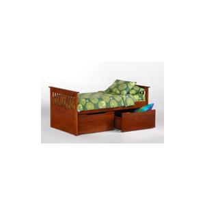 Ginger Captain's Bed
