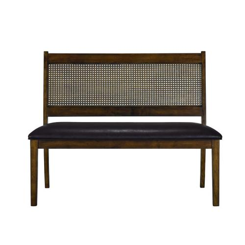 Cane Settee