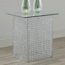 View Product - Crystal End Table