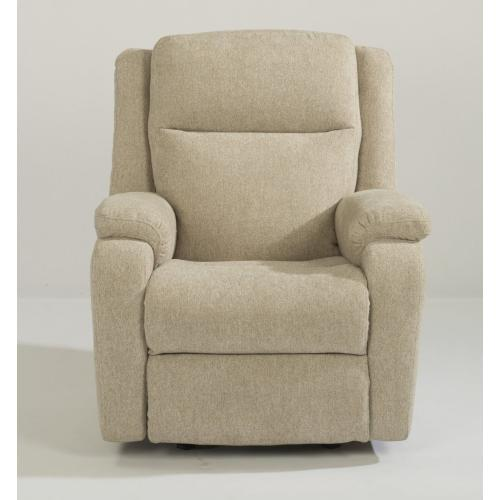 Magnus Power Rocking Recliner with Power Headrest