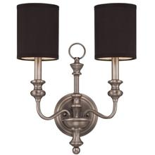 28562-AN - 2 Light Wall Sconce