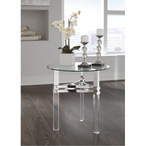 Braddoni End Table
