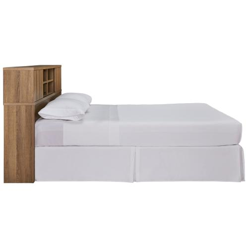 Thadamere Queen Storage Headboard